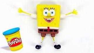วิดีโอการ์ตูน Spongebob Squarepants กับ Patrick และ Gary!