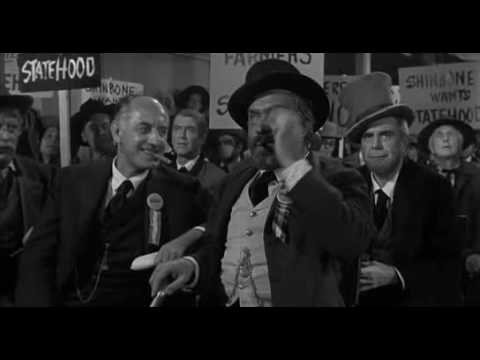 The Man Who Shot Liberty Valance speech