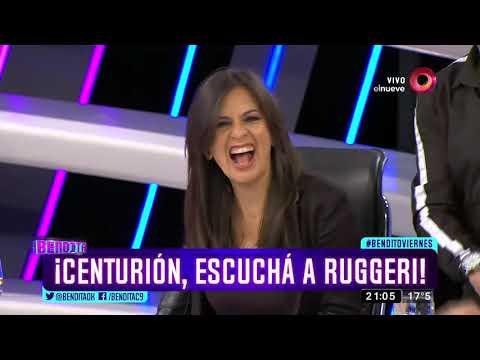 ¡Centurión, escuchá a Ruggeri!