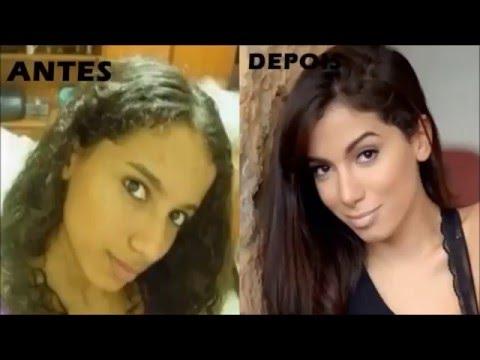 As Transformações da Anitta-Imagem - YouTube