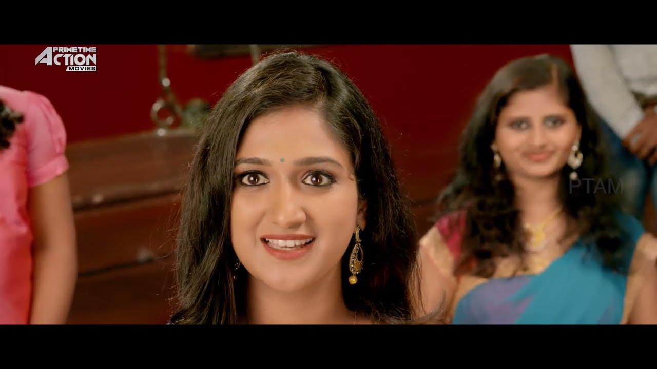 TERI DIL KE GALIYON SE - Full Movie Hindi Dubbed | Superhit Hindi Dubbed Full Action Romantic Movie