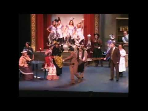 Calamity Jane - The Deadwood Stage