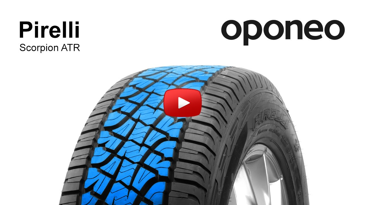 tyre pirelli scorpion atr all weather tyres oponeo youtube. Black Bedroom Furniture Sets. Home Design Ideas