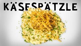 Käsespätzle: Hausmannskost Mit Götz Beller