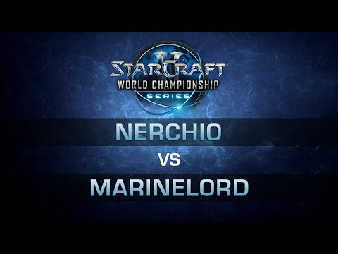 SC2 - Nerchio vs MarineLorD [ZvT] - Grand-Final - Bo7 - DreamHack ZOWIE Open Valencia 2016