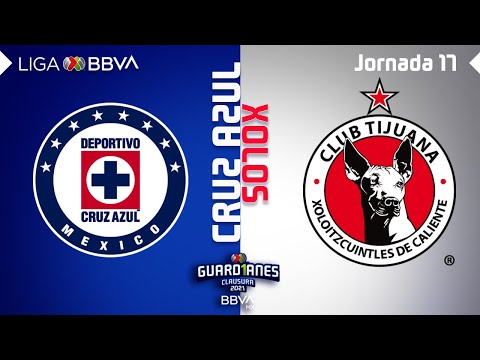 Cruz Azul Club Tijuana Goals And Highlights