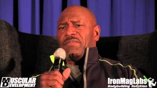 Arnold Classic 2015   Arnold Schwarzenegger and Lee Haney   Part 2
