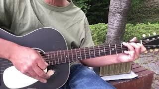 ギターと歌を合わせるのがたいへんでした。汗.