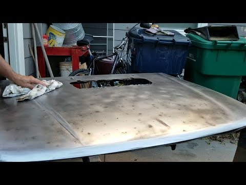 How To Custom Fabricate a Hood and Scoop (Wasted $400)