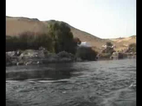 Egypt Aswan Nile Cataracts Youtube