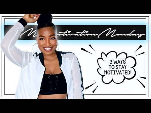 HOW I STAY MOTIVATED!! & YOU CAN TOO!! FITNESS JOURNEY 2019! | SHAY CURRIE thumbnail