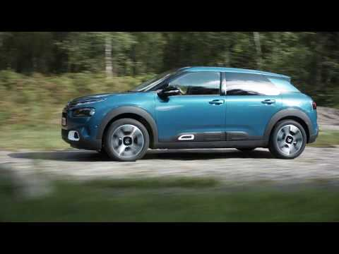 New Citroën C4 Cactus Hatch Suspension With Progressive Hydraulic Cushions™