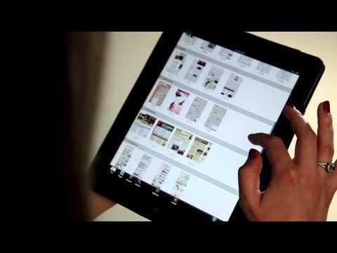 Plain Dealer e-edition app overview