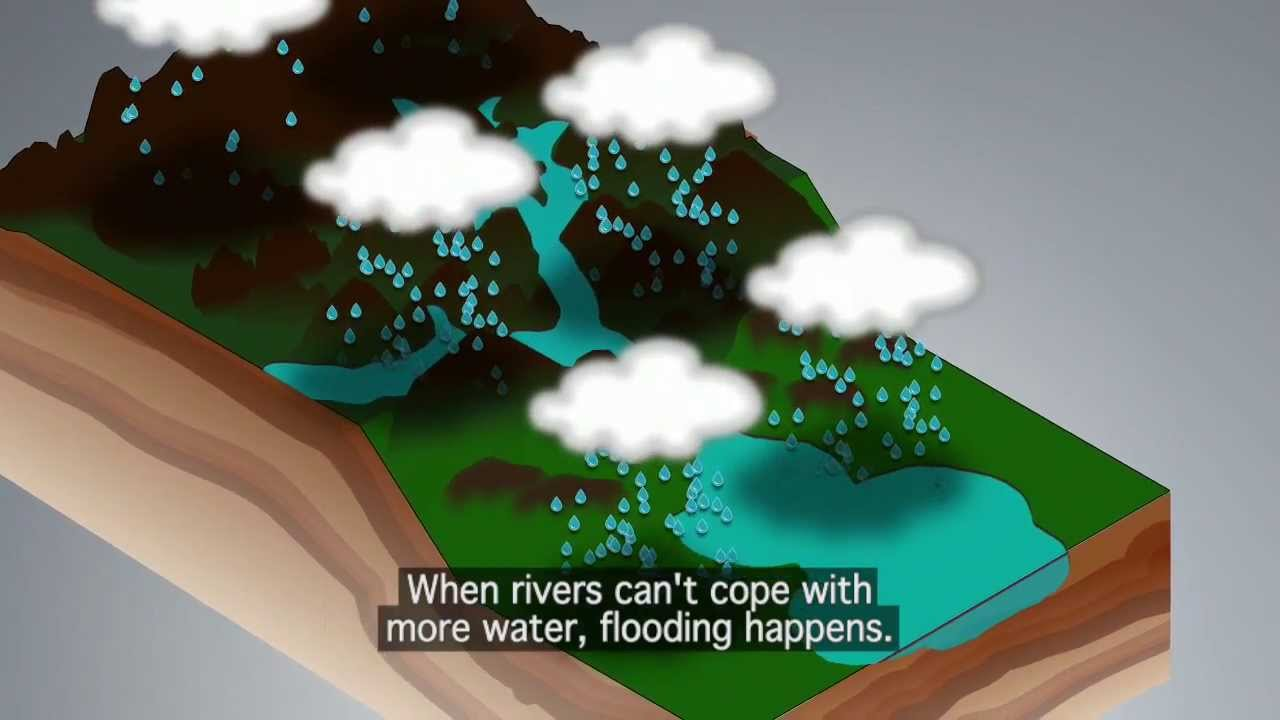 Flooding: Why it happens and how we can help - YouTube