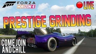Forza Horizon 4 LIVE - Grinding For XP & Auction House Methods - COME JOIN