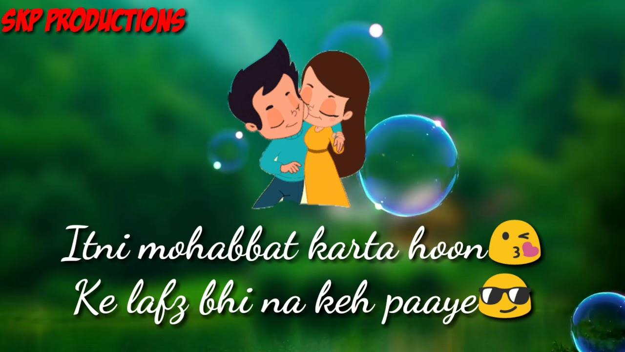 Shab Tum Ho Darshan Rawal Song Whatsapp Status Youtube