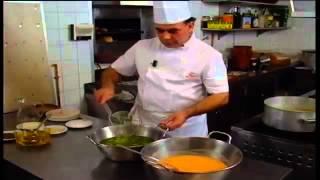 """Pastel de tagarnina de """"La Almudaina"""" en """"La receta"""""""