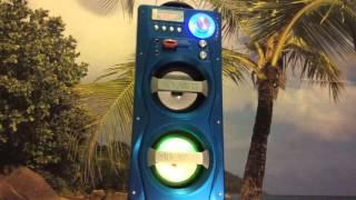Бумбокс магнитола MP3 WS-862BT