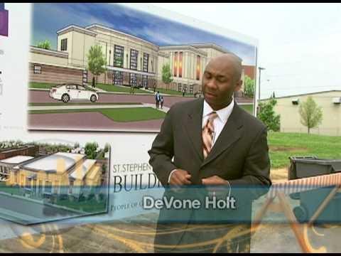 St. Stephen Church: Urban Spotlight Moment with DeVone Holt sponsored by Norton Healthcare