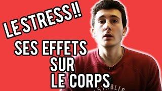 STRESS : ses effets sur votre corps !