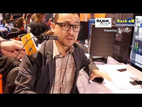 Nugen Audio MasterCheck Pro product description in NAMM 2017 by Rock oN