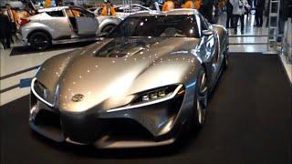 Toyota Supra FT-1 2018