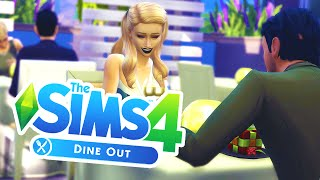 The Sims 4: Dine Out // First Impression + Overview