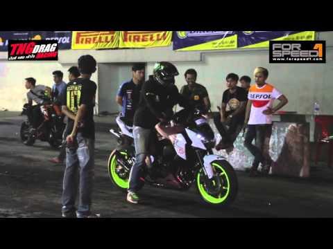 TNG Drag Racing 2016 Rd1 รุ่น  Under 800 cc