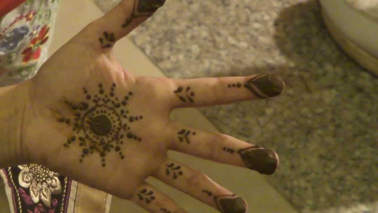 Simple and easy mehndi designs that you can do by yourself 8 aug simple and easy mehndi designs that you can do by yourself 8 aug 2013 lahore pakistan solutioingenieria Image collections