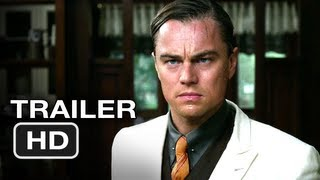 GREAT GATSBY Trailer (2012) Movie HD
