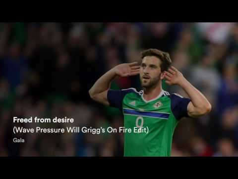 GALA  Freed From Desire Wave Pressure Will Griggs on Fire Edit