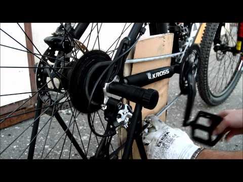 Чистка и смазка велосипедной цепи