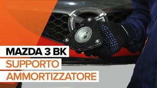 Montaggio Dischi Freno posteriore e anteriore MAZDA 3 (BK): video gratuito