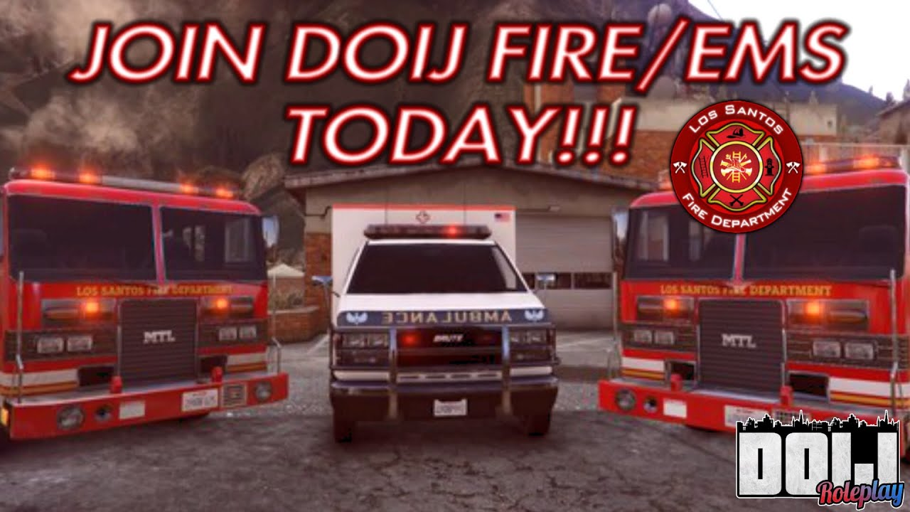 JOIN DOIJ FIRE/EMS TODAY!!! (PROMTIONAL VIDEO) - Thủ thuật