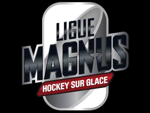 MATCH LIGUE MAGNUS ROUEN VS EPINAL 28/12/2014