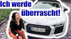 Ich darf AUDI R8 fahren! // Sportwagensiegmund