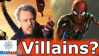 Who Will Be The Main Villain In Spider-Man Homecoming 2? | Webhead