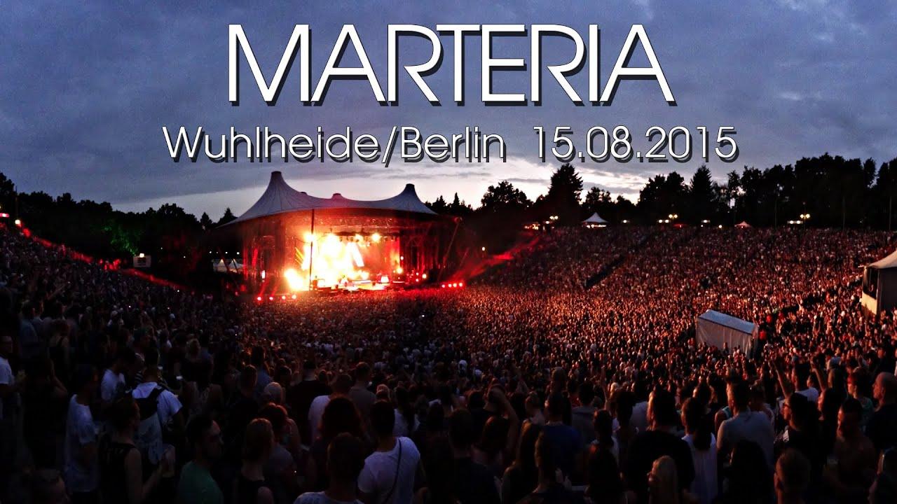 Marteria - live @ Wuhlheide/Berlin (15.08.2015) - YouTube