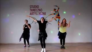 Shakira, Maluma - Clandestino - Zumba Patrycja Cholewa Coreografia Dance Fitness Video