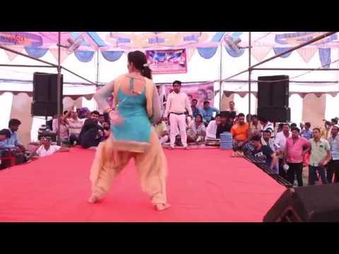 Sapna Chodhri Ne Kiya Hot Dans  !! Full HD Video 2017