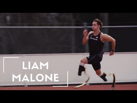 Meet Our Paralympians: Liam Malone