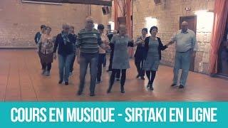 COURS EN MUSIQUE - Sirtaki en ligne