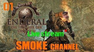 Enderal на Русском #1 [Enderal The Shards of Order Глобальный мод The Elder Scrolls V Skyrim]