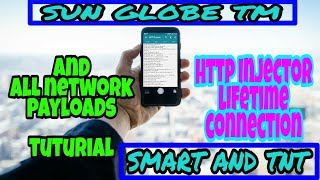 Gambar cover Http Injector - Lifetime Connection and All Network Payloads 2019