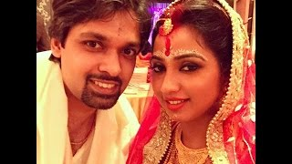 Shreya Ghoshal Marriage and Reception