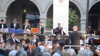 """Banda de Música de Salcedo-""""Libertadores"""" de Oscar Navarro"""