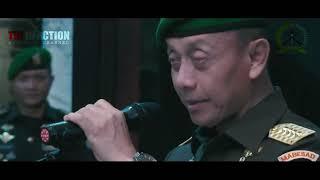 Terharu..#saat pergantian jendral TNI MULYONO