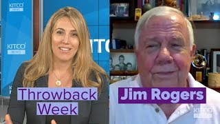 Investor Jim Rogers Sees Major Market Problems Brewing, Be Prepared Not Blindsided (RERUN)
