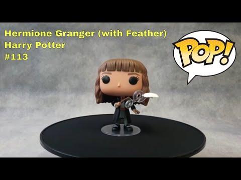 Funko POP Hermione w//Feather Vinyl Harry Potter