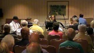 A Breeze From Alabama (Scott Joplin) played by the Attitude Adjustment Wind Quintet plus Tom Brier